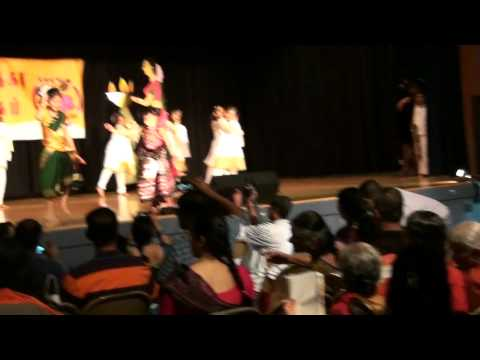 Tamil Song Dance by Shobika and her friends