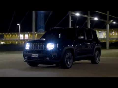 2019 Jeep Renegade New Full Led Headlights Tail Lights Youtube