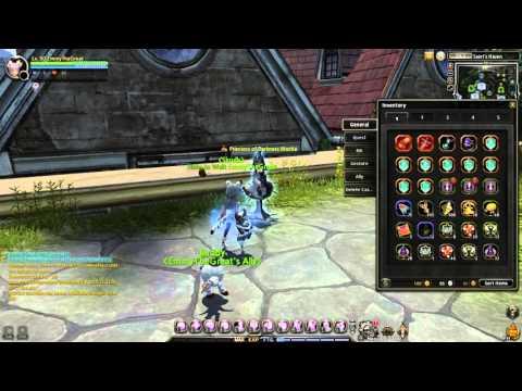 Dragon Nest Mercenary Pouch try 3