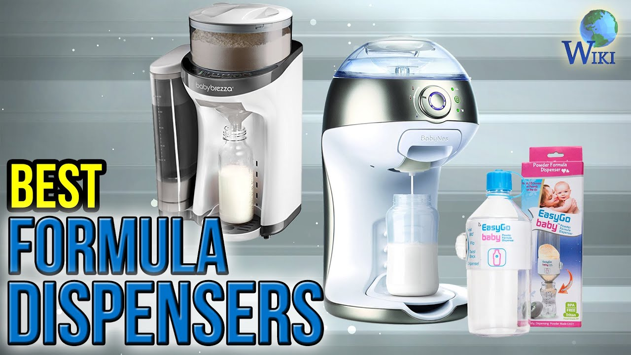 6 Best Formula Dispensers 2017 YouTube