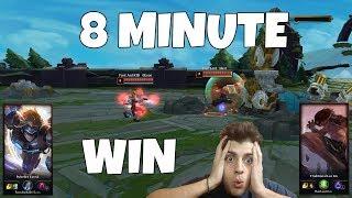 Tο ποιο Γρηγορο Win Στον Κοσμο! (Facebook Live Highlights)