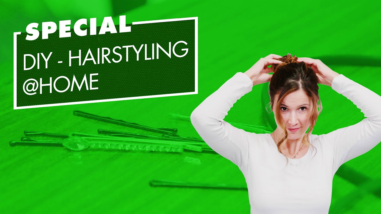 dfm Special | DIY - Hairstyling @Home
