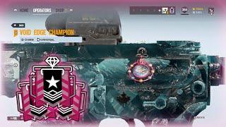 r6 ps4 champion gameplay - Rainbow six siege highlights #24