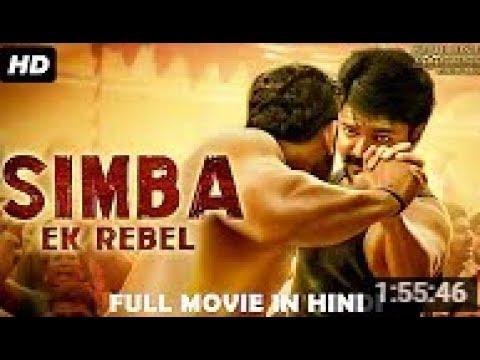 SIMBA EK REBEL - 2019 New Released Full Hindi Dubbed Movie | New Movies 2019 | South Movie 2019