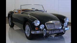 MG MGA Roadster 1958 -VIDEO- www.ERclassics.com