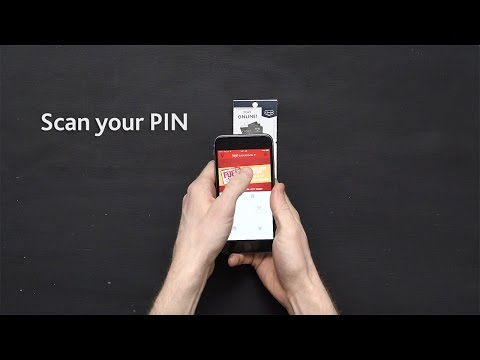 Fuel up to Win | How to scan your PINs