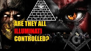 The ILLUMINATI & Video GAMES - The Great mind Programming of SOCIETY