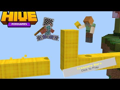 Hive Treasure Wars Trapping