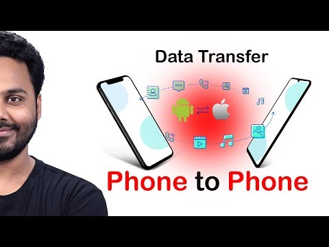 Complete Phone To Phone Data Transfer -  IOS And Android