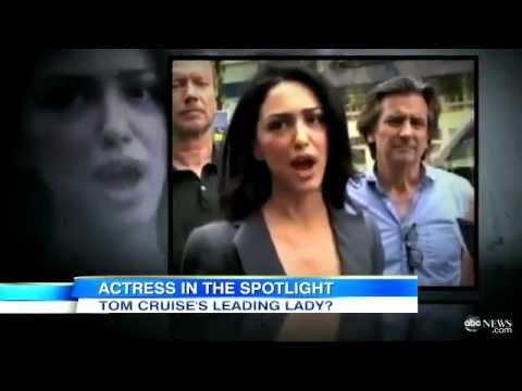 Nazanin Biniadi - The woman before Katie Holmes