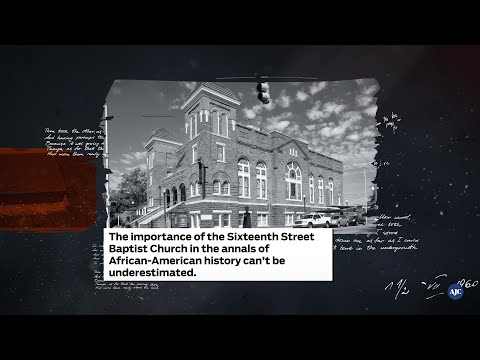 AJC Sepia Black History Moment | Sixteenth Street Baptist Church