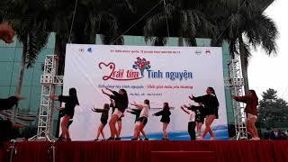 Nhảy Panama- Máu Thương Mại- Ngày hội Trái tim Tình nguyện 2017