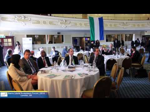 Sierra Leone Investment Forum | 2014