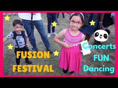 Fusion Festival 2017 Live Music, Food, Dancing, Culture, Cute Kids Fun Family Fun
