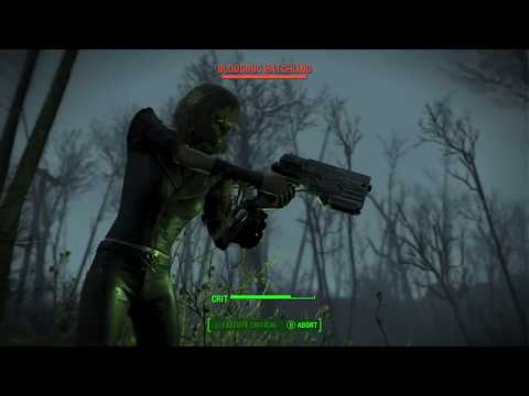 KILLING INNOCENTS!? Fallout 4 Evil Female Let's Play (#2)