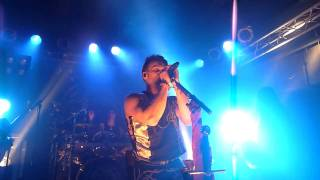 Saltatio Mortis - Koma live in Rostock 28.12.2010 HD
