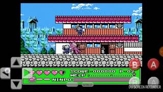 How to download Ninja Cat nes game in android. ( Gameplay Proof)