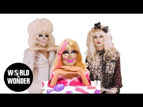 """UNHhhh Ep 33: """"Childhood"""" w/ Trixie Mattel & Katya Zamolodchikova"""