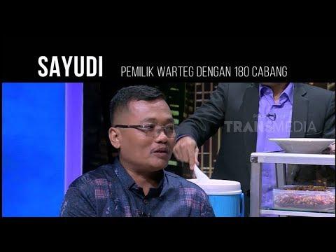 Sayudi on the Hitam Putih