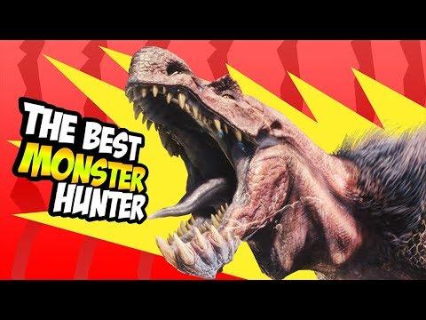 The Best Monster Hunter World Player thumbnail