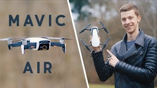 Test du DJI Mavic Air : Le drone parfait pour voyager !