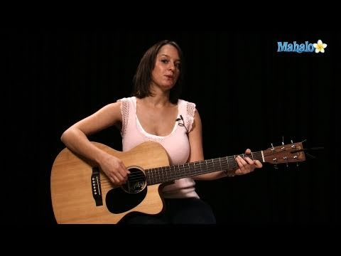 How to Play a G4 Chord on Guitar - YouTube