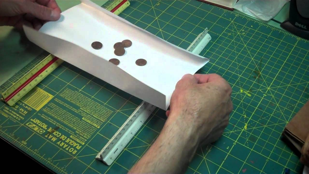 Building A Paper Bridge Using Single Sheet Of