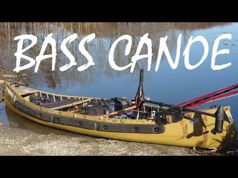The Best Fishing Canoe Youtube