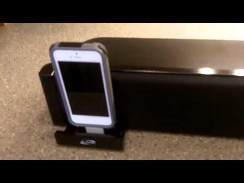 ilive sound bar 2011 model it188b review part 1 youtube rh youtube com