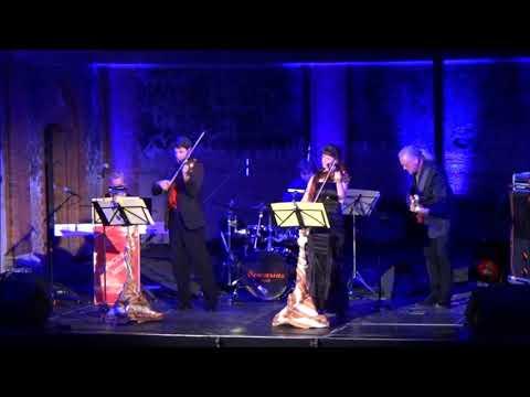 Mercurius Quartett Barock-Pop Whiter Shade of Pale  Air von Bach