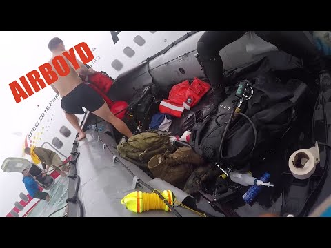 U.S. Navy Underwater Construction Team 2 Help Air Niugini PX 56