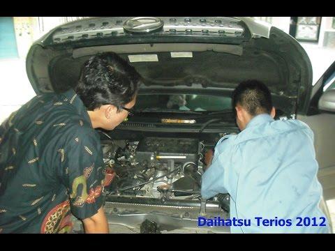 Fuel Saver (EFI Enhancer) Joko Energy on Daihatsu Terios 2012