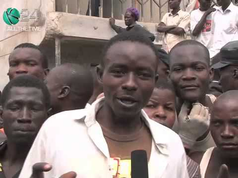 Sticky Affair: Lovers Get Stuck Together In Kisumu