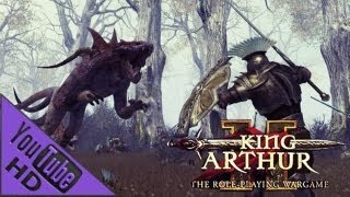 VISTA PREVIA | King Arthur 2 The Roleplaying Wargame | Español HD