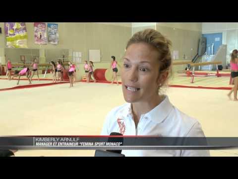 Le Femina Sport Monaco reçoit l'Ecole Nationale de Cirque de Montréal