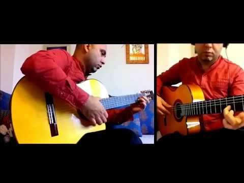 Iranian Guitar Channel - Cher - Dov'è L'Amore - cher guitar chord