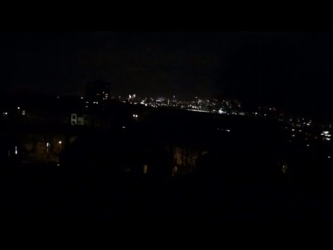 Live Stream Across City Of London seeing canary wharf, Shard, London Eye, Skyline - New Years Eve