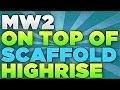 MW2 Highrise ladder Easter Egg Glitch