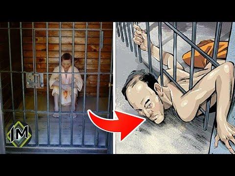 Nessuna prigione era in grado di tenere quest'uomo