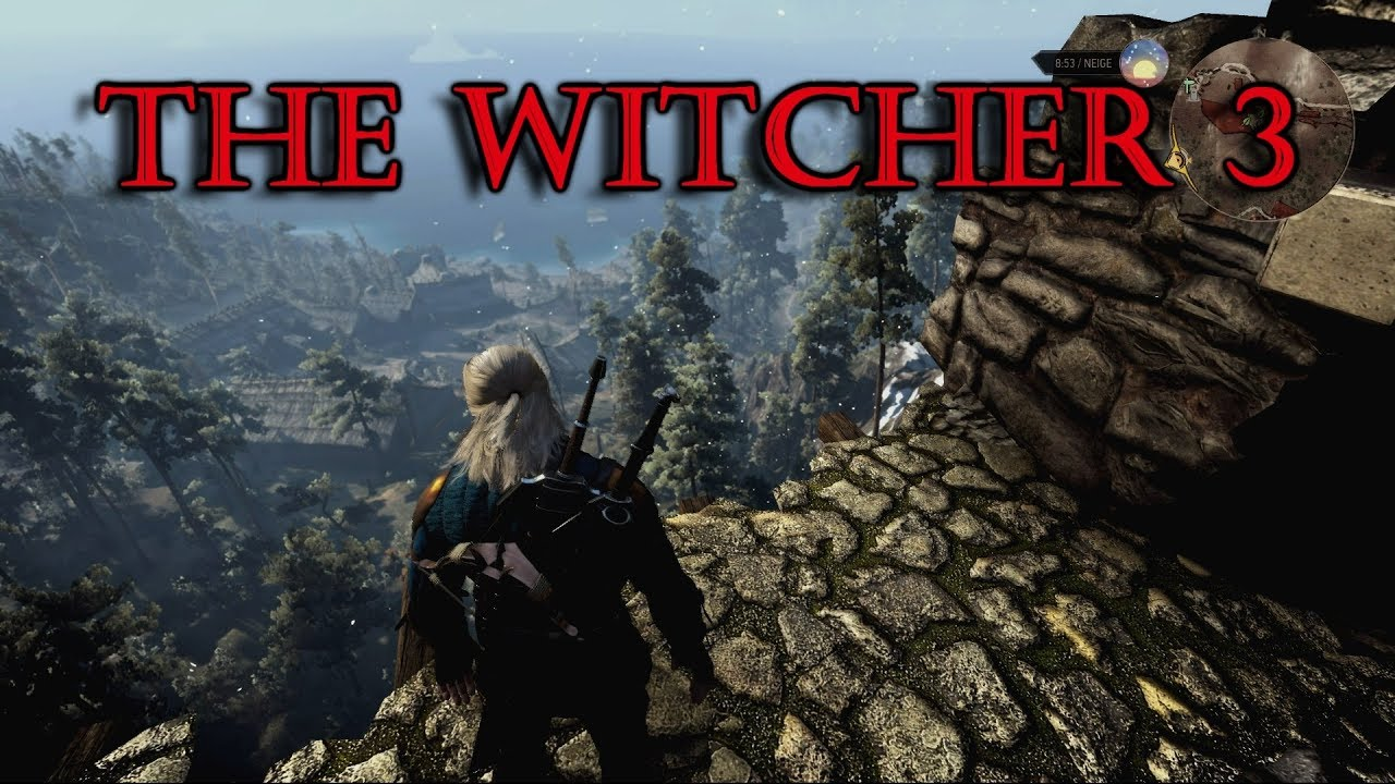 The Witcher 3 : 50+mods - [MODPACK] - Complete Edition
