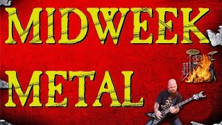 Midweek Metal Episode 153 - Sleigher, The Metalhead Box & Pies