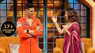 The Kapil Sharma Show - Cast Of Laxmii Uncensored | Kiara Advani, Akshay Kumar