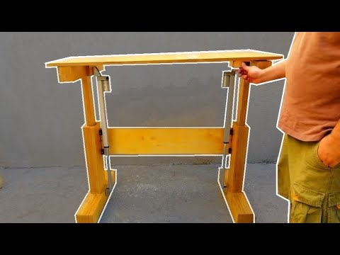 DIY Standing Desk: 8 Steps