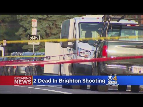 Shootings In Boston Leave 2 Dead, 2 Injured