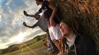 der wahre JUSTUS - MINECRAFT TEMPEL 2.0 - Longboard Tour Tag 26 | Julien Bam