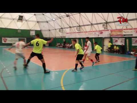 Calcio a 5 serie D, Città di Nicosia-Cusn Caltanissetta 7-4