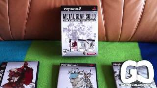 Unboxing - PS2 - Metal Gear Solid The Essential Collection