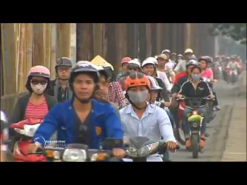 Vietnam on France 3 TV channel