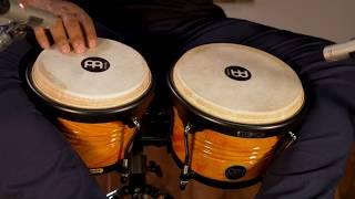 MEINL Percussion Latin Styles on Bongos - FWB190AF