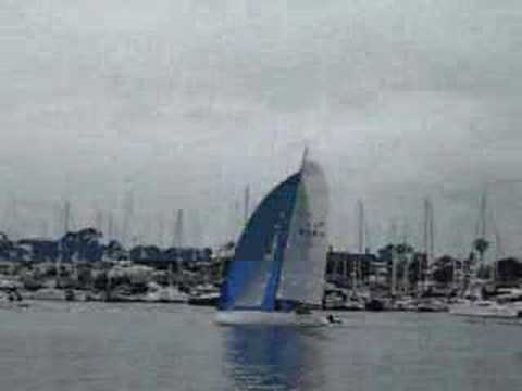 Admiralty 30 Demo Sail